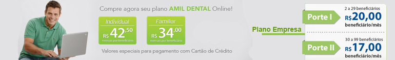 AMIL DENTAL FORTALEZA